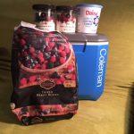 Fruit Parfait Packed