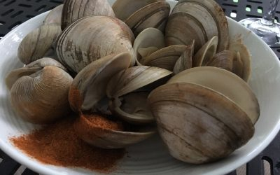 Steamed Clams!