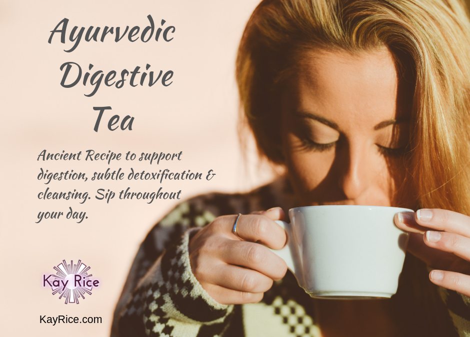 Ayurvedic Tea Recipe