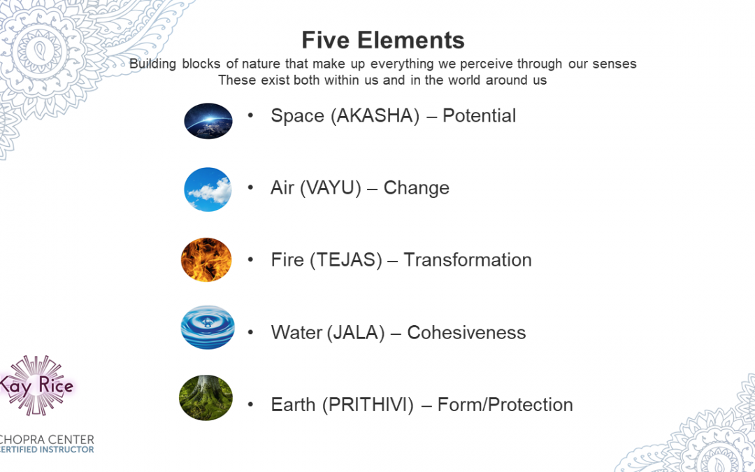 The Five Great Elements
