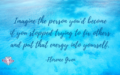 Are You Giving Away Your Energy?